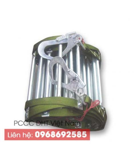 Thang dây chữa cháy tại Bắc Ninh