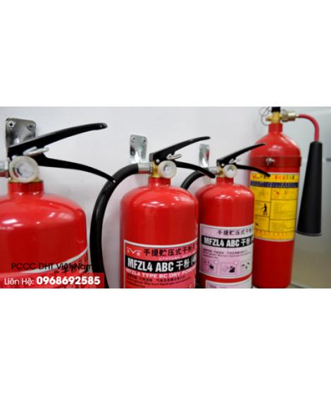 Đáp ứng nhu cầu mua bình chữa cháy tại Hà Nam