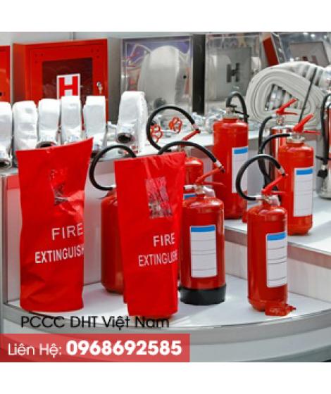 Giới thiệu danh mục thiết bị phòng cháy chữa cháy tại Hà Nam