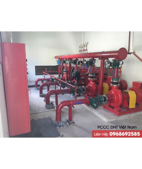 Thi Công Hệ Thống Phòng Cháy Tại Bắc Ninh