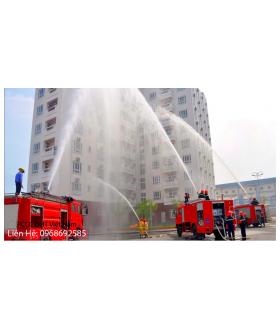 Thiết Bị Phòng Cháy Tại Bắc Ninh