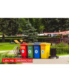 Cung cấp thùng rác công nghiệp tại CỤM CN PHÚ THỊ