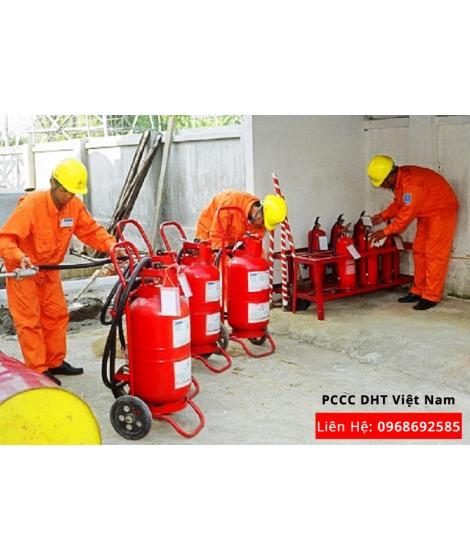 Dịch vụ bảo trì bảo dưỡng hệ thống phòng cháy chữa cháy tại CỤM CÔNG NGHIỆP CẨM THƯỢNG