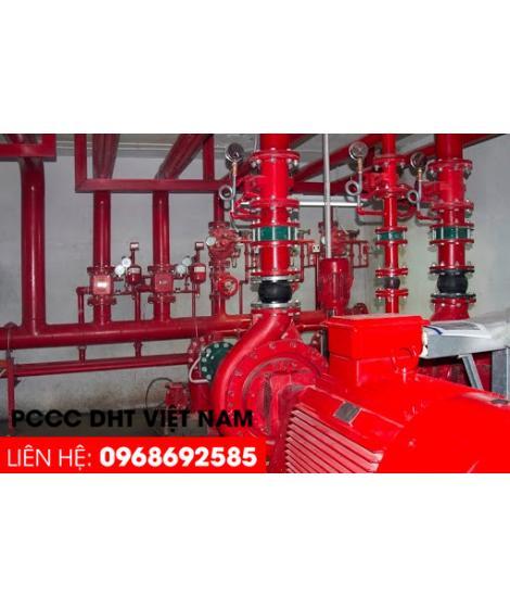 Dịch vụ bảo trì bảo dưỡng hệ thống phòng cháy chữa cháy tại CỤM CÔNG NGHIỆP GIA T N