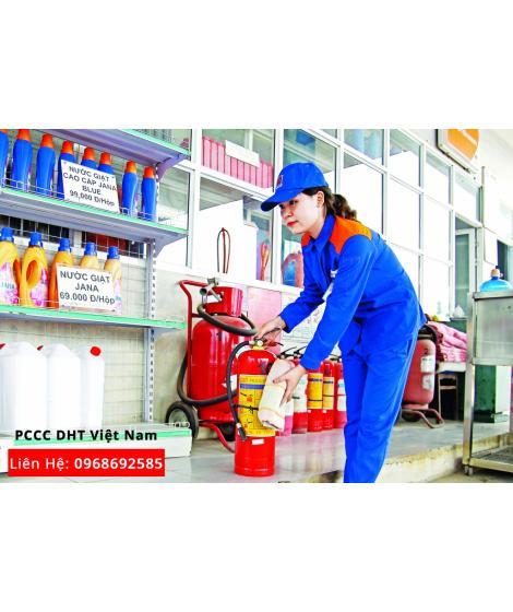Dịch vụ bảo trì bảo dưỡng hệ thống phòng cháy chữa cháy tại Khu công nghiệp KIM THÀNH