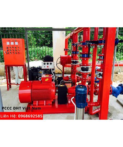 Dịch vụ bảo trì bảo dưỡng hệ thống phòng cháy chữa cháy tại Khu công nghiệp Dệt May Phố Nối