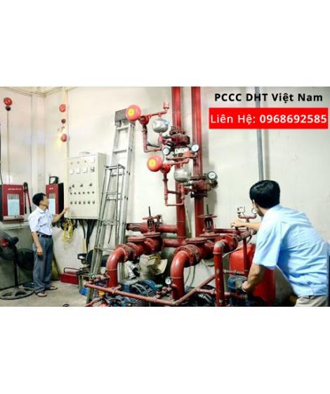 Dịch vụ bảo trì bảo dưỡng hệ thống phòng cháy chữa cháy tại Khu công nghiệp Yên Mỹ