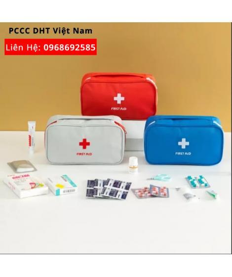 Đơn vị cung cấp túi cứu thương loại A tại KCN SƠN LÔI.