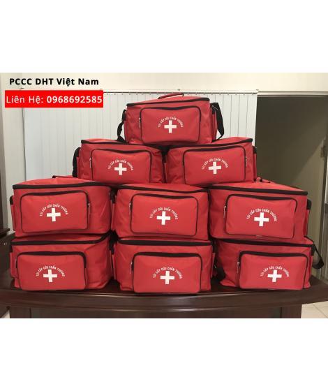 Đơn vị cung cấp túi cứu thương loại A tại CỤM CÔNG NGHIỆP HỢP THỊNH.