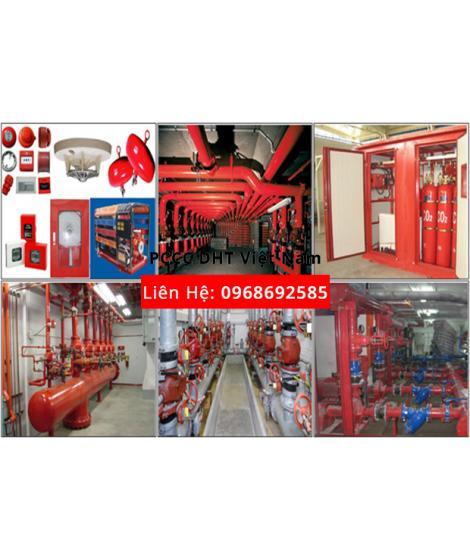 Dịch vụ bảo trì bảo dưỡng hệ thống phòng cháy chữa cháy tại cụm công nghiệp Nhị Chiểu