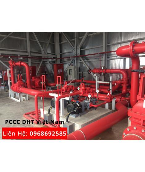 Dịch vụ bảo trì bảo dưỡng hệ thống phòng cháy chữa cháy tại Khu công nghiệp Minh Đức