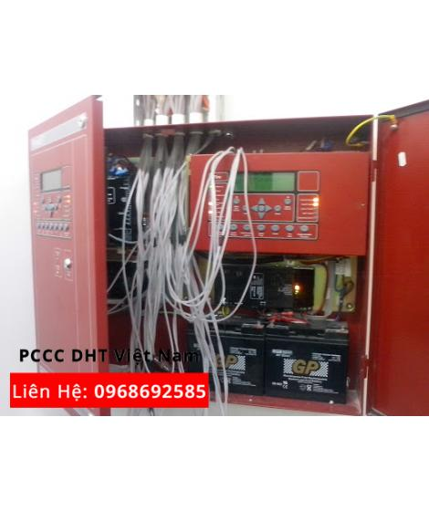 Dịch vụ bảo trì bảo dưỡng hệ thống phòng cháy chữa cháy tại cụm công nghiệp Hùng Thắng