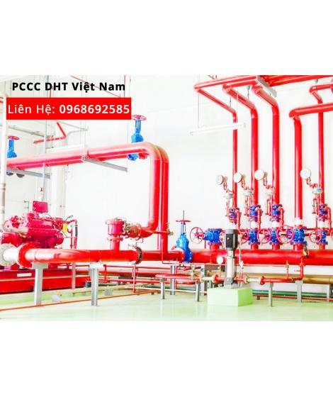 Dịch vụ bảo trì bảo dưỡng hệ thống phòng cháy chữa cháy tại CỤM CÔNG NGHIỆP ĐOÀN HỒNG