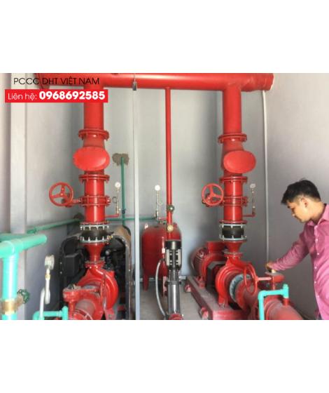 Dịch vụ bảo trì bảo dưỡng hệ thống phòng cháy chữa cháy tại Hà Nam