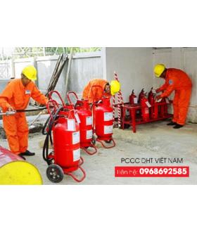 Dịch vụ bảo trì bảo dưỡng hệ thống phòng cháy chữa cháy tại Hải Dương