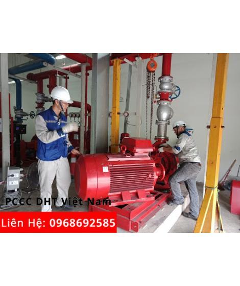 Dịch vụ bảo trì bảo dưỡng hệ thống phòng cháy chữa cháy tại cụm công nghiệp Phả Lại