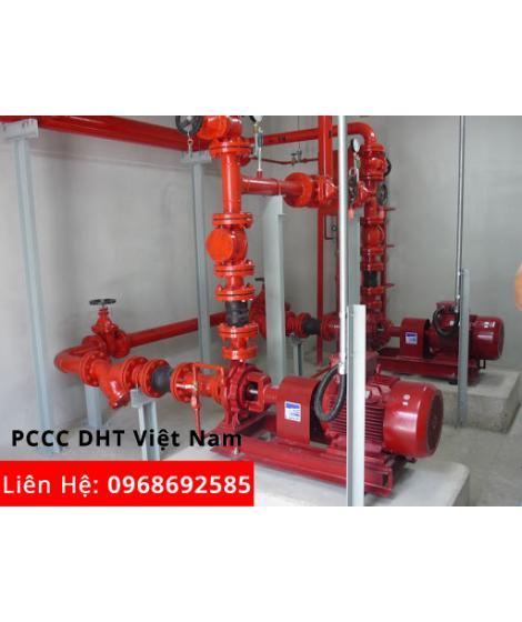 Dịch vụ bảo trì bảo dưỡng hệ thống phòng cháy chữa cháy tại Khu công nghiệp Quế Võ 2