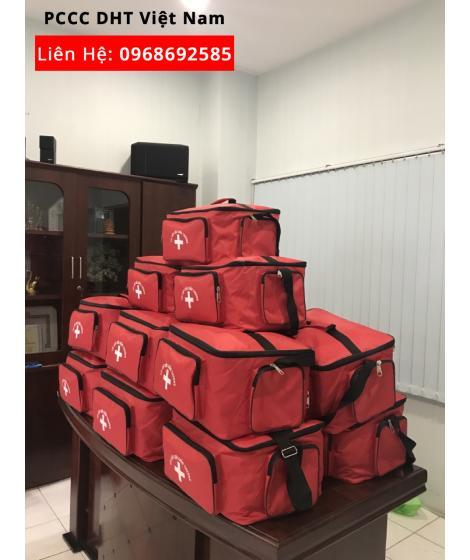 Đơn vị cung cấp túi cứu thương loại A tại cụm công nghiệp Hòa Hậu