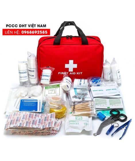 Đơn vị cung cấp túi cứu thương loại A tại Cụm công nghiệp Xuân Hòa