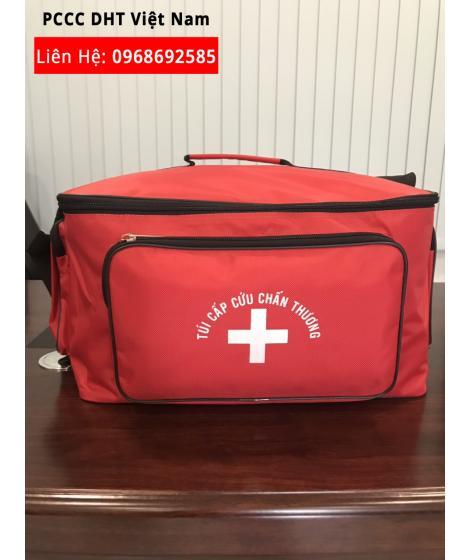 Đơn vị cung cấp túi cứu thương loại A tại Khu công nghiệp HOÀNG DIỆU.