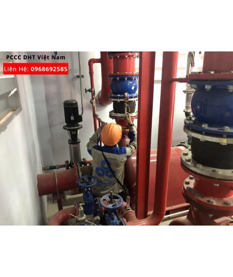 DHT Việt Nam cung cấp dịch vụ bảo trì bảo dưỡng hệ thống phòng cháy chữa cháy tại Khu Công Nghiệp Cộng Hòa - Chí Linh