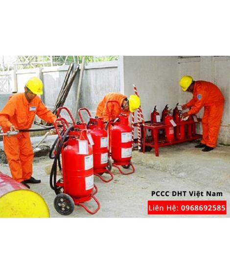 Dịch vụ bảo trì bảo dưỡng hệ thống phòng cháy chữa cháy tại Khu công nghiệp Yên Phong 2