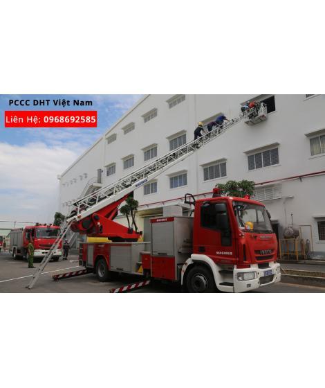 Dịch vụ bảo trì bảo dưỡng hệ thống phòng cháy chữa cháy tại Khu công nghiệp Thanh Hà