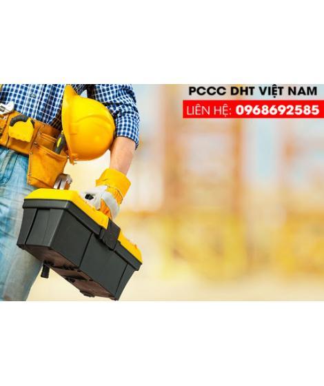 Dịch vụ bảo trì bảo dưỡng hệ thống phòng cháy chữa cháy tại KCN SƠN LÔI