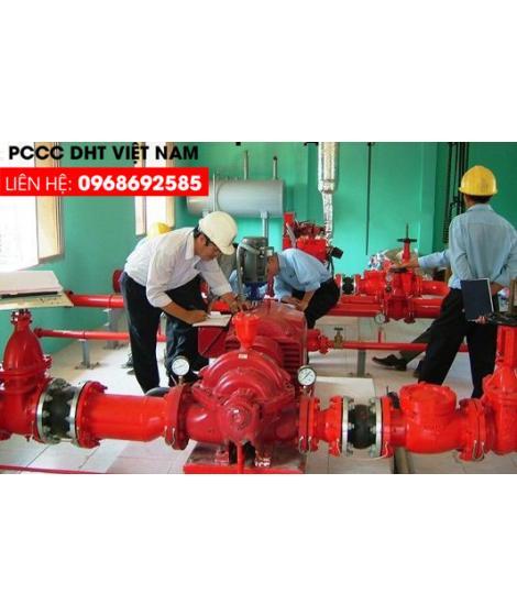 Dịch vụ bảo trì bảo dưỡng hệ thống phòng cháy chữa cháy tại CỤM CÔNG NGHIỆP HƯƠNG CANH