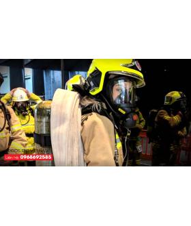 Thiết bị chữa cháy tại cụm khu công nghiệp Trúc Mai