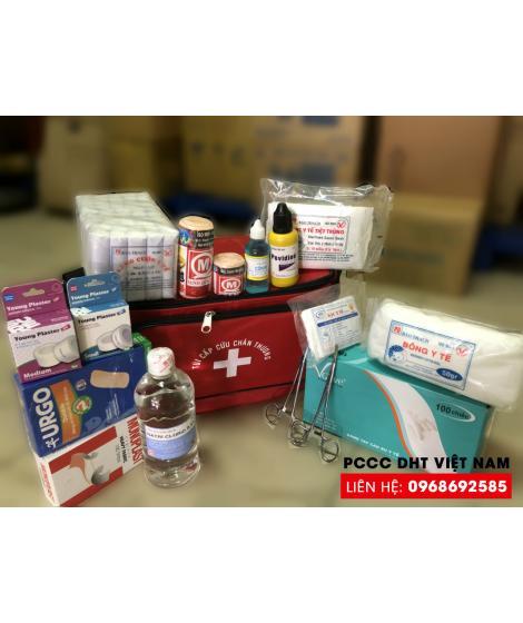 Đơn vị cung cấp túi cứu thương loại A tại KHU CÔNG NGHIỆP LIÊM PHONG