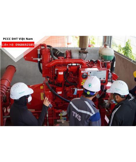 Dịch vụ bảo trì, bảo dưỡng hệ thống phòng cháy chữa cháy tại Cụm công nghiệp Tân Việt
