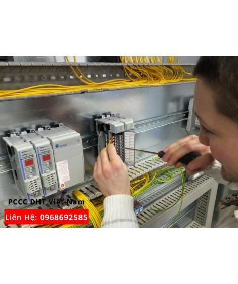 Dịch vụ bảo trì bảo dưỡng hệ thống phòng cháy chữa cháy tại Khu công nghiệp LƯƠNG ĐIỀN – NGỌC LIÊN