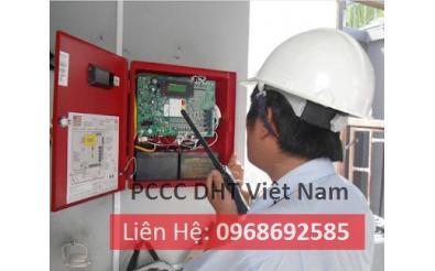 Dịch vụ bảo trì bảo dưỡng hệ thống phòng cháy chữa cháy tại Khu công nghiệp Thạch Thất