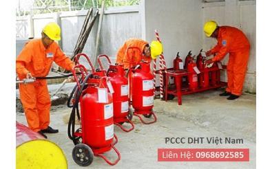 Dịch vụ bảo trì bảo dưỡng hệ thống phòng cháy chữa cháy tại Khu công nghiệp Phụng Hiệp