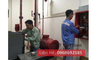 Dịch vụ bảo trì bảo dưỡng hệ thống phòng cháy chữa cháy tại Khu công nghiệp Tân Quang