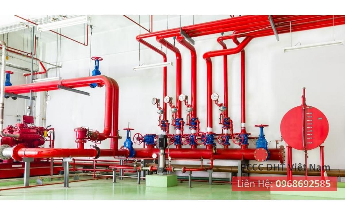 Dịch vụ bảo trì bảo dưỡng hệ thống phòng cháy chữa cháy tại Khu công nghiệp Đại Đồng - Hoàn Sơn