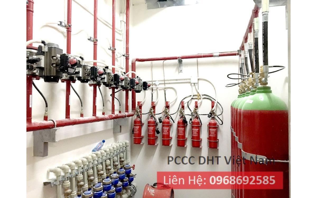 Dịch vụ bảo trì bảo dưỡng hệ thống phòng cháy chữa cháy tại khu công nghiệp Đài Tư chất lượng tốt