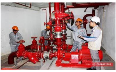 Dịch vụ bảo trì bảo dưỡng hệ thống phòng cháy chữa cháy tại CỤM CN – TTCN THANH HÀ giá hợp lý