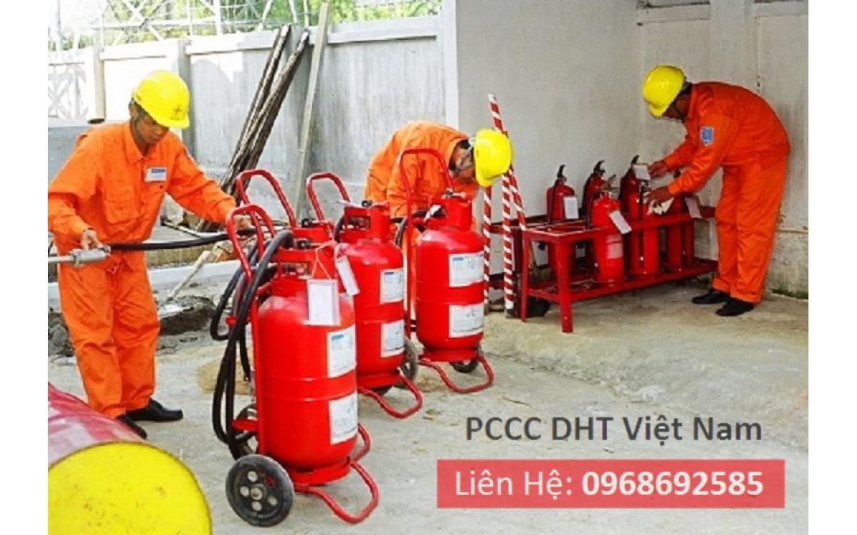 Dịch vụ bảo trì bảo dưỡng hệ thống phòng cháy chữa cháy chất lượng tại Khu công nghiệp Phúc Điền Cẩm Giàng