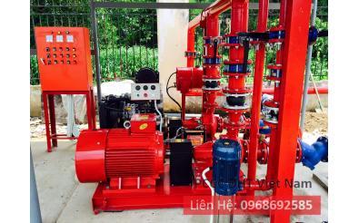 Dịch vụ bảo trì bảo dưỡng hệ thống phòng cháy chữa cháy tại Khu công nghiệp QUỐC TUẤN – THANH BÌNH