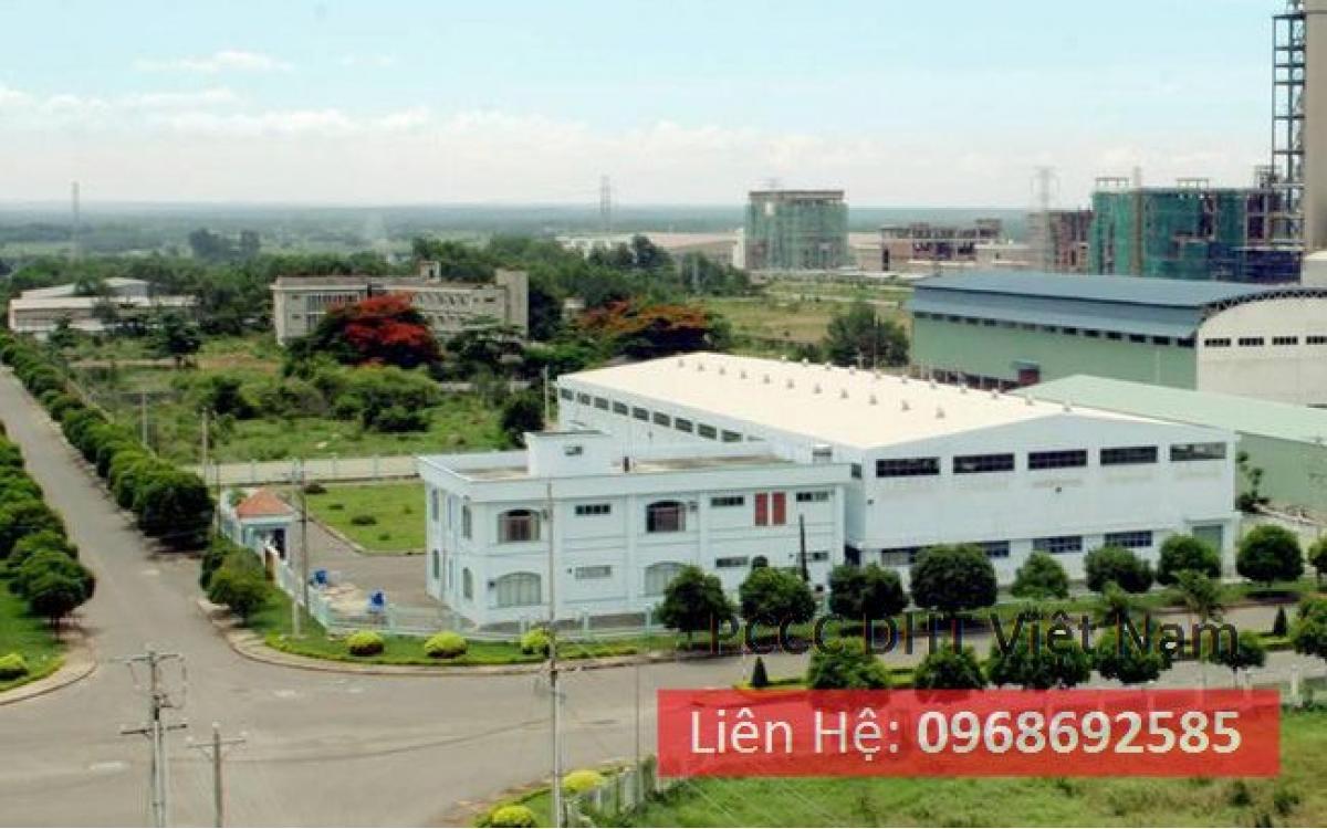 Dịch vụ bảo trì bảo dưỡng hệ thống phòng cháy chữa cháy tại Cụm công nghiệp Phú Minh