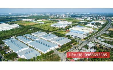 Dịch vụ bảo trì bảo dưỡng hệ thống phòng cháy chữa cháy tại Khu công nghiệp An Khánh