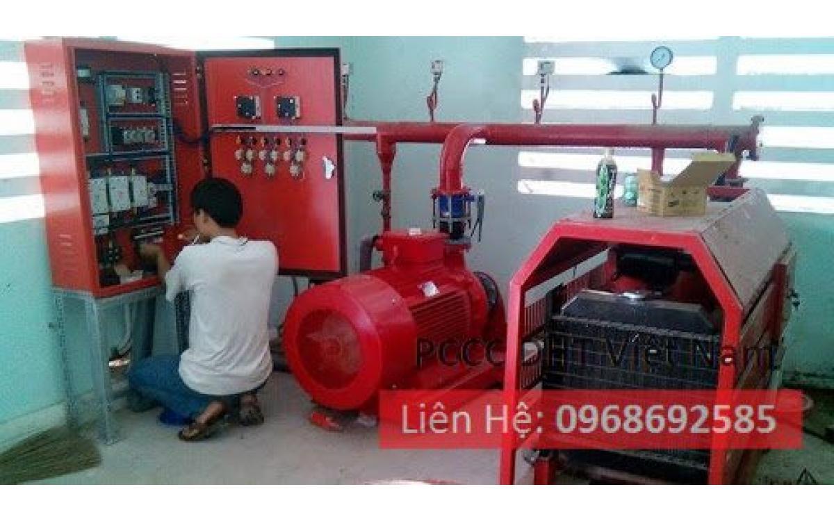 Dịch vụ bảo trì bảo dưỡng hệ thống phòng cháy chữa cháy tại Khu Công Nghiệp HƯNG ĐẠO