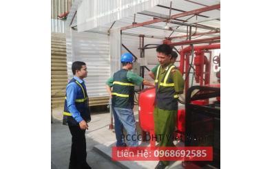Dịch vụ bảo trì bảo dưỡng hệ thống phòng cháy chữa cháy tại KCN Đình Trám