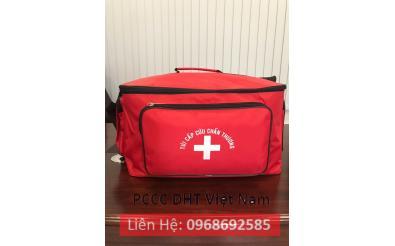 Đơn vị cung cấp túi cứu thương loại A tại Bắc Giang, nhỏ gọn, tiện ích.