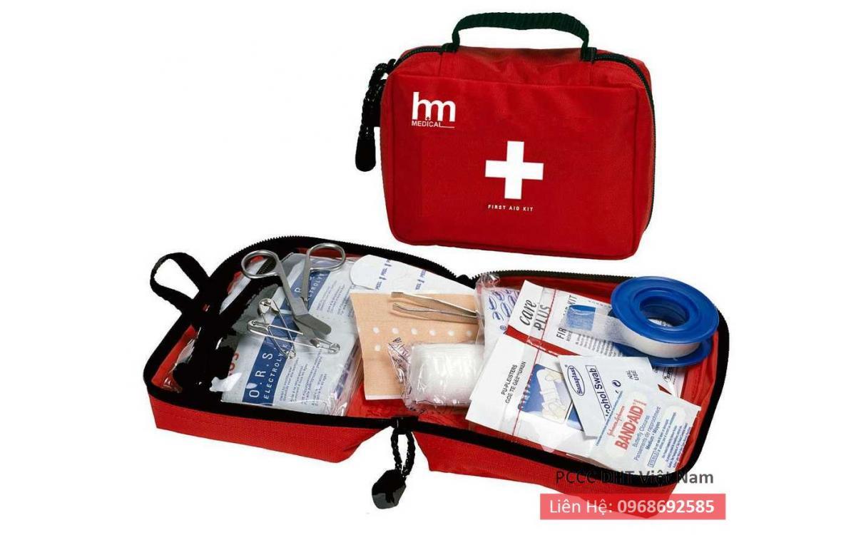 Đơn vị cung cấp túi cứu thương loại A tại khu công nghiệp Nam Sách