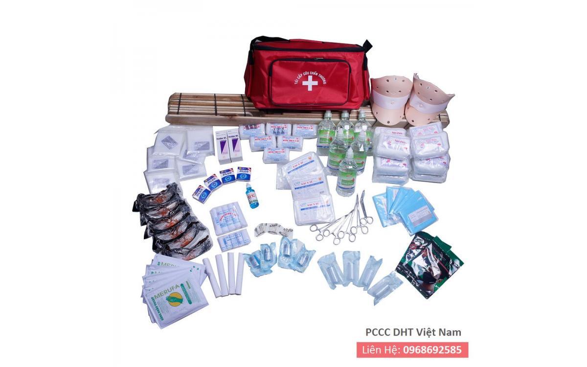 Đơn vị cung cấp túi cứu thương loại A tại khu công nghiệp Bắc Phú Cát