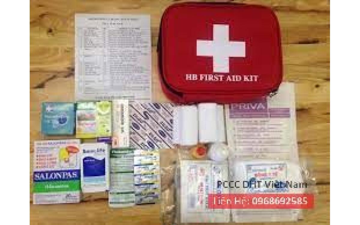 Đơn vị cung cấp túi cứu thương loại A tại Khu công nghiệp Đại An uy tín.