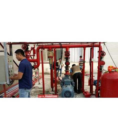 Bảo trì phòng cháy chữa cháy tại Hà Nam